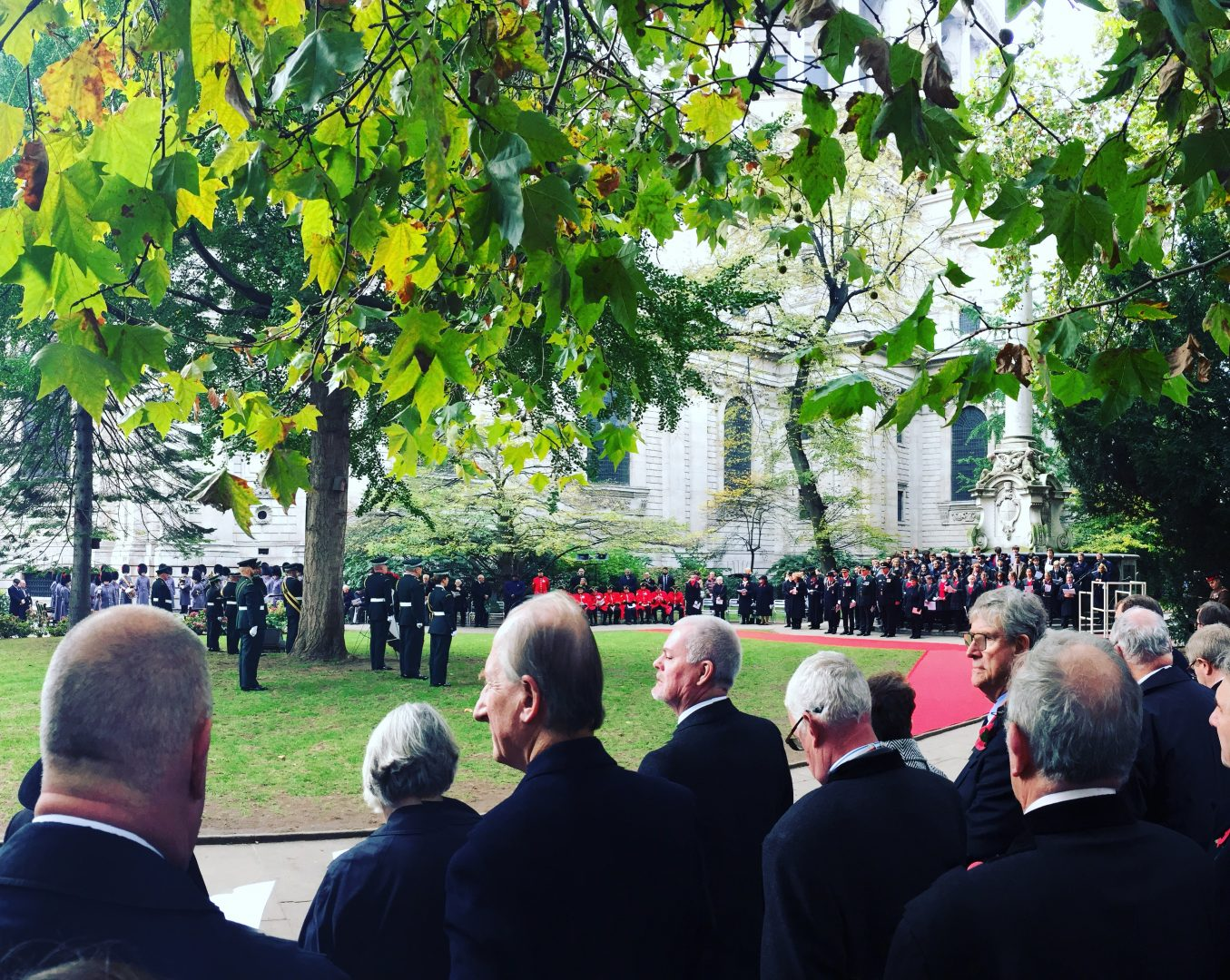RBL Garden of Remembrance 2019