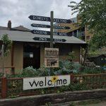 Spitalfields City Farm Welcome Sign