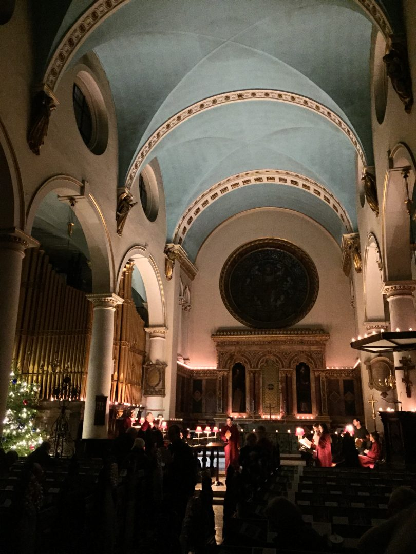 St Michael's by Candlelight