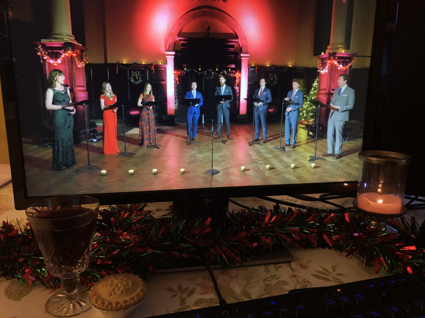 Carols for the City Virtual Service